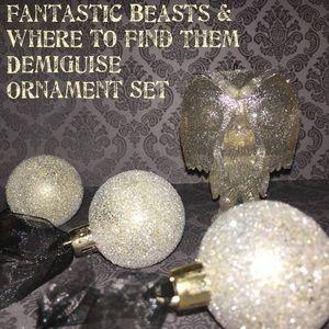 Fantastic Beasts Demiguise Pop Vinyl Ornament Set